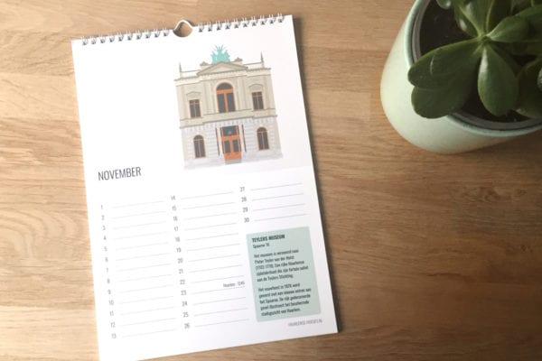 Haarlem is jarig: 15% korting op de nieuwe verjaardagskalender!