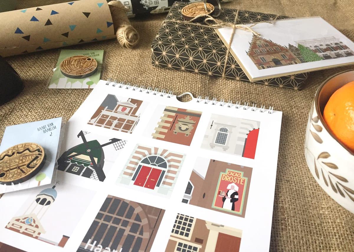 Haarlemse Kerstmarkt 8 En 9 December Haarlemse Huisjes Webshop